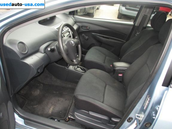 Car Market in USA - For Sale 2009  Toyota Yaris S
