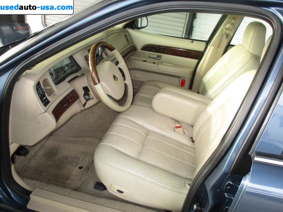Car Market in USA - For Sale 2007  Mercury Grand Marquis LS