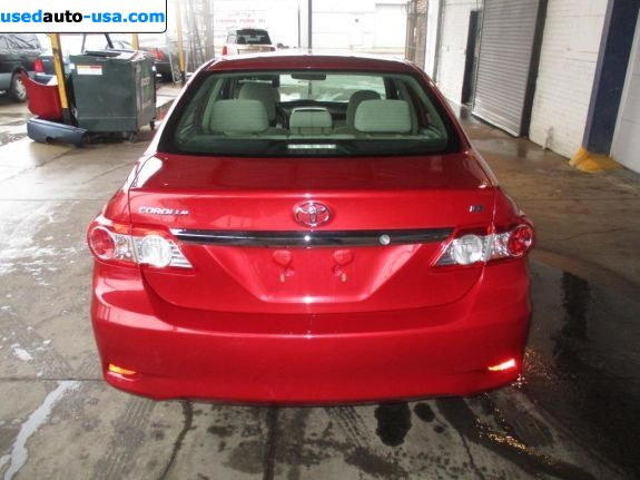 Car Market in USA - For Sale 2011  Toyota Corolla LE