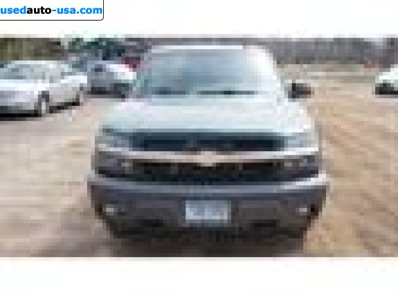 Car Market in USA - For Sale 2002  Chevrolet Avalanche 1500