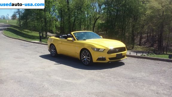 Car Market in USA - For Sale 2015  Ford Mustang GT Premium