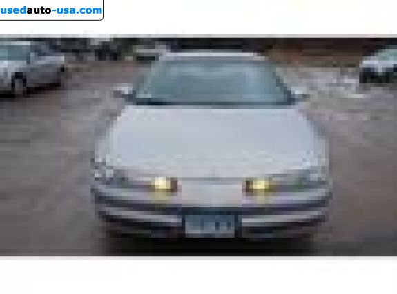 Car Market in USA - For Sale 2000  Oldsmobile Intrigue GL
