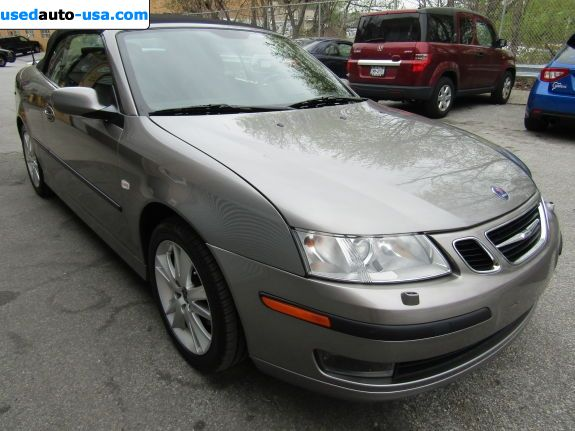 Car Market in USA - For Sale 2007  SAAB 9 3 2.0T