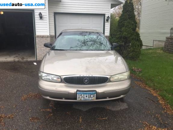 Car Market in USA - For Sale 1999  Buick Century Custom