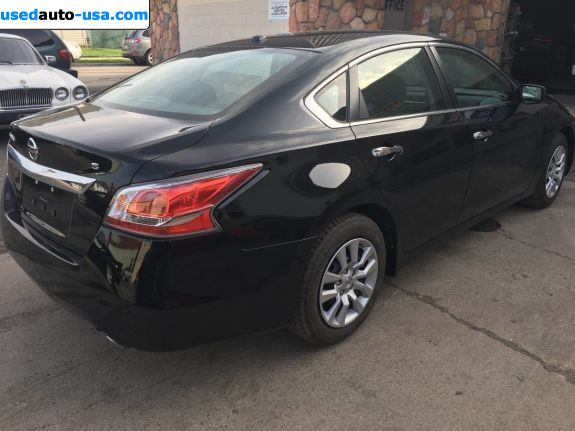 Car Market in USA - For Sale 2015  Nissan Altima 2.5 S - Sedan