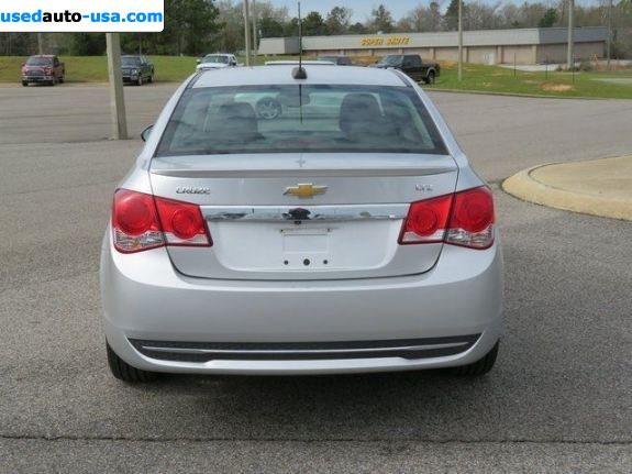 Car Market in USA - For Sale 2015  Chevrolet Cruze LTZ