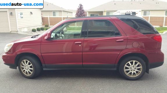 Car Market in USA - For Sale 2006  Buick Rendezvous CX - 4dr SUV