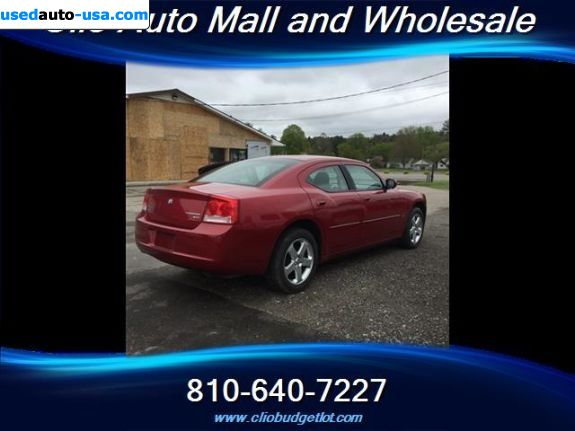 Car Market in USA - For Sale 2010  Dodge Charger SXT Fleet
