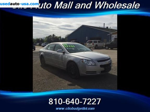 Car Market in USA - For Sale 2008  Chevrolet Malibu LT