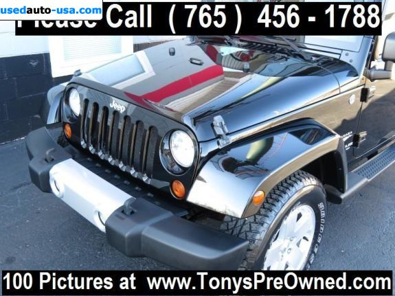 Car Market in USA - For Sale 2011  Jeep Wrangler Unlimited Sahara