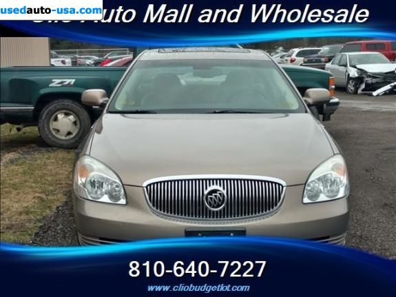 Car Market in USA - For Sale 2007  Buick Lucerne CX