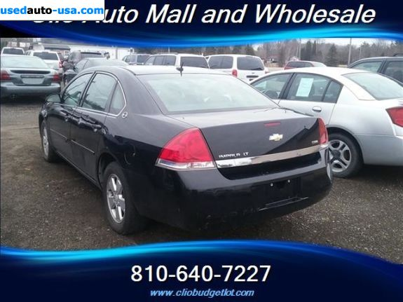 Car Market in USA - For Sale 2007  Chevrolet Impala LT