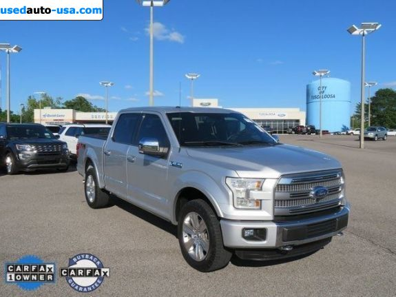 Car Market in USA - For Sale 2015  Ford F 150 XLT