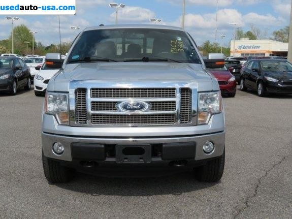 Car Market in USA - For Sale 2012  Ford F 150 FX4