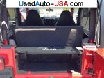 Car Market in USA - For Sale 2002  Jeep Wrangler SPORT-6-cyl
