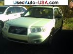 Subaru Forester 2.5 X  used cars market