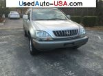 Car Market in USA - For Sale 2001  Lexus RX