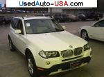 BMW X3 3.0si  used cars market