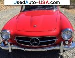 Car Market in USA - For Sale 1958  Mercedes SL