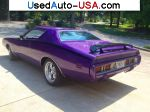 Car Market in USA - For Sale 1971  Dodge Charger RT
