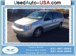 Ford Freestar SEL  used cars market