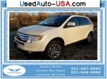 Ford Edge Limited  used cars market