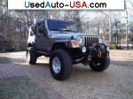 Car Market in USA - For Sale 2006  Jeep Wrangler 4.0 Sport