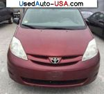 Toyota Sienna LE AWD  used cars market