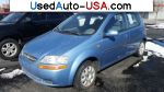 Chevrolet Aveo Base  used cars market