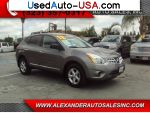 Nissan Rogue S  used cars market