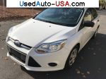 Ford Focus S Sedan  used cars market
