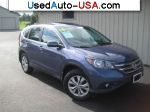 Honda CR V EX  used cars market