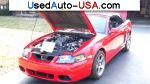 Car Market in USA - For Sale 2003  Ford Mustang SVT Cobra 10th Anniversary