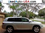 Toyota Highlander Limited  used cars market