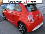 Car Market in USA - For Sale 2015   500E Battery Electric