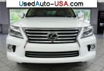 Lexus LX 570 Base  used cars market