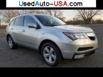 Acura MDX Technology Package  used cars market