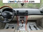Car Market in USA - For Sale 2006  Subaru Outback 3.0 R L.L.Bean Edition