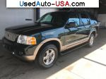 Car Market in USA - For Sale 2002  Ford Explorer Eddie Bauer