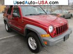 Car Market in USA - For Sale 2005  Jeep Liberty Sport