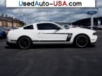 Car Market in USA - For Sale 2012  Ford Mustang Boss 302