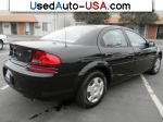 Car Market in USA - For Sale 2006  Dodge Stratus SXT