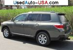 Toyota Highlander Plus - 4dr SUV  used cars market