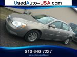 Buick Lucerne CX  used cars market