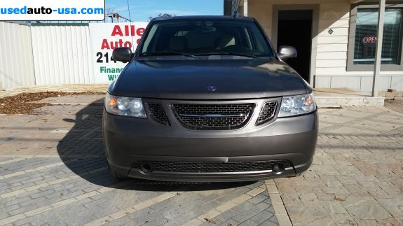 Car Market in USA - For Sale 2008  SAAB 9 7X 4.2i
