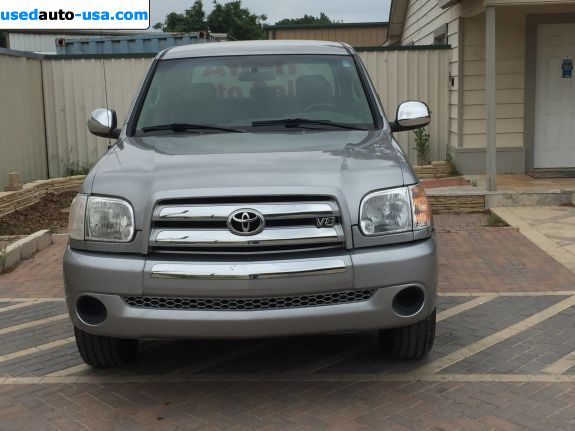 Car Market in USA - For Sale 2006  Toyota Tundra Darrell Waltrip Edition