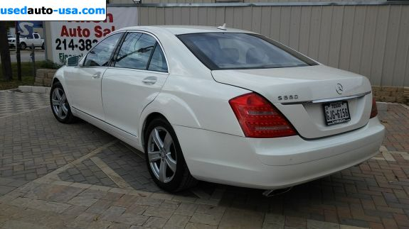 Car Market in USA - For Sale 2010  Mercedes S 2010 Mercedes-Benz S-Class S550 - Sedan