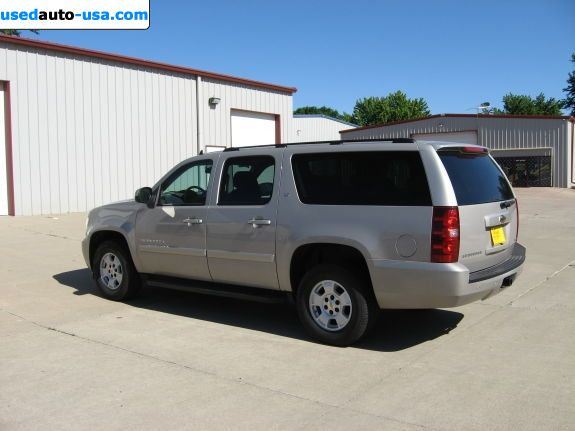 Car Market in USA - For Sale 2008  Chevrolet Suburban 1500 LT - 4dr SUV