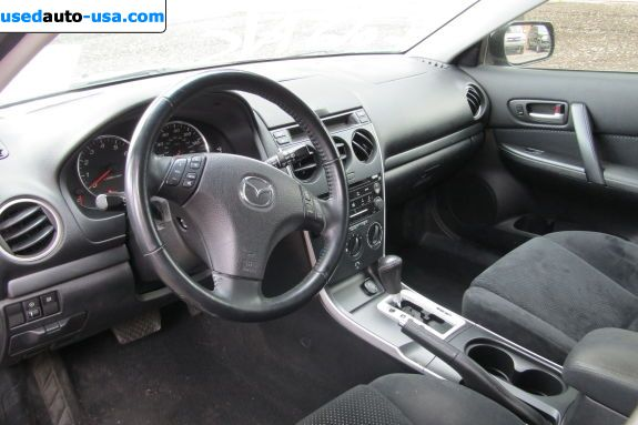 Car Market in USA - For Sale 2006  Mazda 6 i Sport