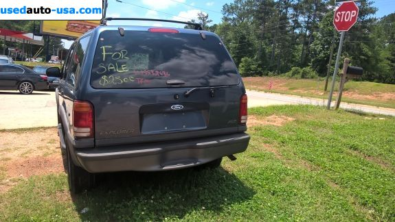 Car Market in USA - For Sale 2000  Ford Explorer XLS - 4dr SUV